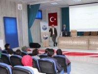 Okullarda çalışan İŞKUR personeline İŞG eğitimi verildi