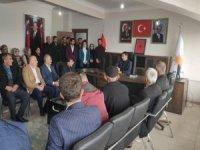 AK Parti, merkez ve 4 ilçede delege seçimi yaptı