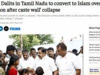 Hindistan'da 3 bin Hindu Müslüman oluyor