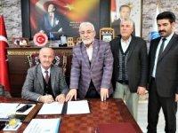 Belediye 'Sosyal Denge Tazminatı' sözleşmesi imzaladı