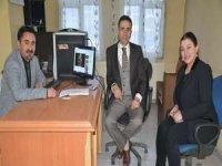Vedaş'tan Gazeteci Taş'a ziyaret