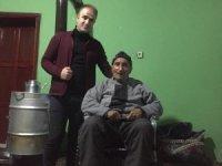 Başkan Aydoğdu'dan engellilere destek