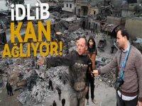 İdlib kan ağlıyor!