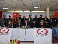 Genç Parti Hakkari İl Kongresi yapıldı