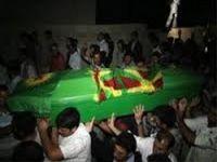Malayta'da 3 PKK'linin cenazesi alındı