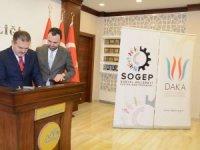 """""""2019 SOGEP Güdümlü"""" projelerin protokolü imzalandı"""