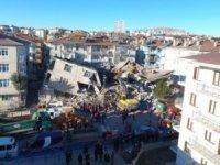 Bakanlardan ortak Elazığ depremi açıklaması