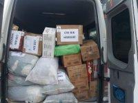 Hakkari Lise BJK'den Elazığ'a yardım eli