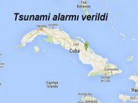Küba'da 7.7 büyüklüğünde deprem