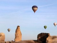 Korona virüsü Kapadokya'yı etkiledi