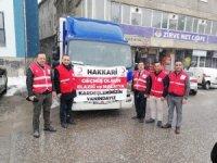 Kızılay'dan Elazığ ve Malatya'ya yardım eli