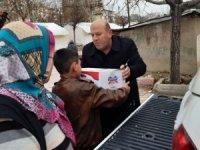 Genel Başkan Er'den deprem bölgesine yardım eli