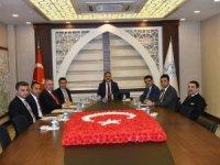 Hakkari'de (OSB) toplantısı yapıldı