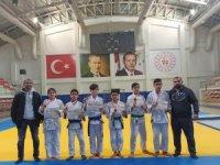 Anadolu Yıldızlar Ligi judo grup müsabakaları yapıldı