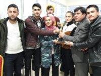 Okul Sporları Satranç Turnuvası düzenledi