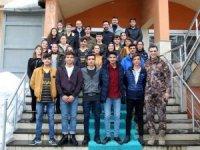 Emniyet Müdürü Aydın'dan Yüksekov'ya ziyaret