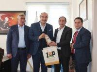 Başkan Duru'dan Çukurca Belediyesine ziyaret