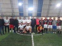 Kardeşlik ve dayanışma turnuvası başladı…
