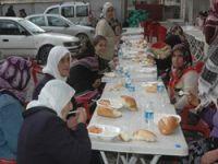 PKK'liler için taziye çadırı kuruldu