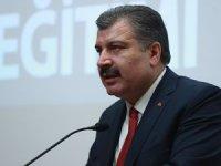 Sağlık Bakanı Koca: 'Vaka sayısı 5'e ulaştı'