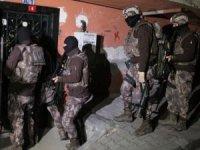 Sosyal medya operasyonu 16 gözaltı