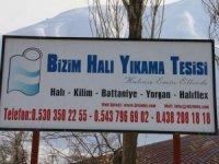 Bizim halı yıkama tesis'inden bahar kampanyası