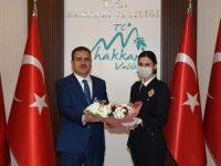Emniyet'ten Vali Akbıyık'a ziyaret