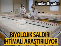 İran, korona virüsün biyolojik saldırı ihtimalini araştırıyor