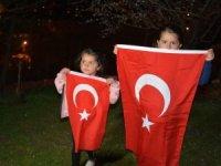 Hakkari İstiklal Marşına eşlik etti