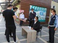 Cizre'de maskesiz sokağa çıkmak yasaklandı