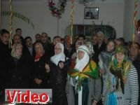 Halaylı kültür merkezi açılışı