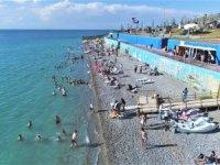 Mavi bayraklı halk plajı sezona hazır!