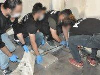 5 milyon 250 bin lira değerinde eroin ele geçirildi