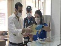 Hakkari'de koronavirüs denetimleri sürüyor