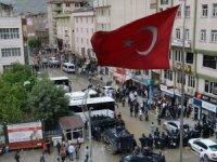Hakkari'de HDP yürüyüşüne izin verilmedi