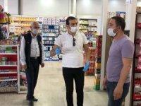 Hakkari'de sosyal mesafeye sıkı takip