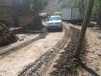 Van Başkale'deki selde 26 kişi kurtarıldı