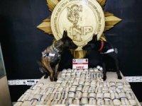 52 kilo 400 gram uyuşturucu ele geçirildi