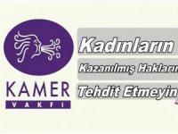 Kamer'den İstanbul sözleşmesine tepki