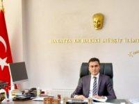 Genel sekreter Vali yardımcısı Kumbasar'dan bayram mesajı