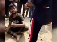 Hindistan'da inek eti taşıyan genç linç edildi