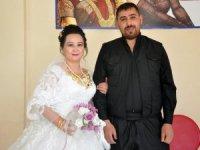 Moğolistan'dan Yüksekova'ya gelin