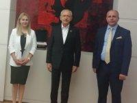 Başkan Duran, CHP (MYK) Üyeliğine Seçildi