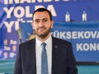 "ARSLAN; ""YÜKSEKOVA'LILARIN EMRİNDEYİZ"""