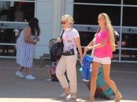 Antalya 1 milyon 316 bin turist ağırladı