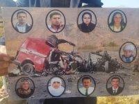 Geçitli'deki hain saldırıda ölenler anıldı