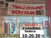 Yereli kıyafet dünyasında zararına satış