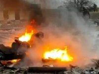 Bomba yüklü araçla saldırı: 7 ölü, 14 yaralı