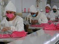 Koronavirüsü öldüren maske üretilmeye başlandı