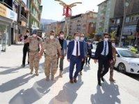 Kanaat önderi Keskin'den Vali Akbıyık'a övgü